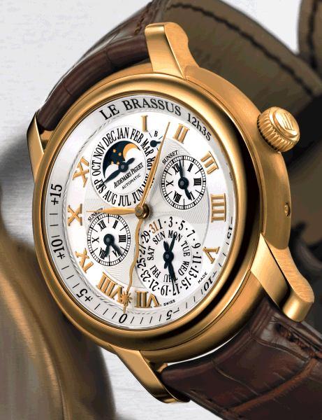 Image: Audemars Piguet Jules Audemars Equation of Time